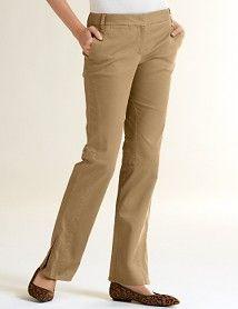 İnce ve uzun bacaklara sahipseniz, bu tarz pantolonlar giyebilirsiniz.  Nerelerde bulabilirsiniz?  Atalar, Boyner